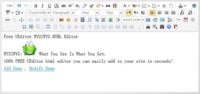 html editor windows 8